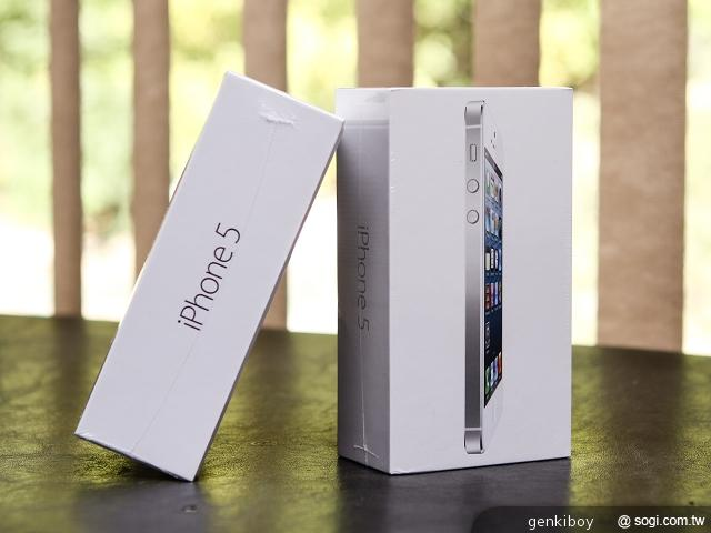 Apple iPhone 5美國首賣簡易開箱測試 - 通天經紀 - tongtianjingji的博客