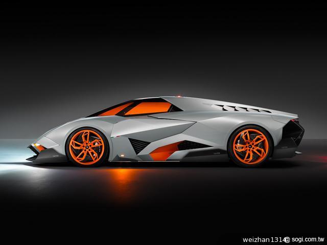 Lamborghini-Egoista-概念車-Walter-De-Silva