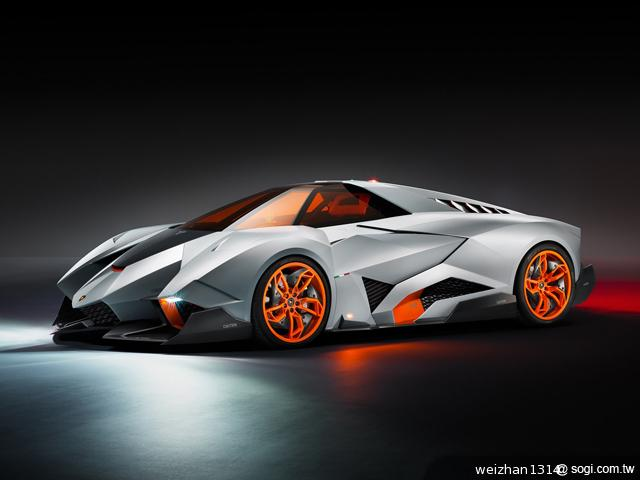Lamborghini-Egoista-概念車-Stephan-Winkelmann