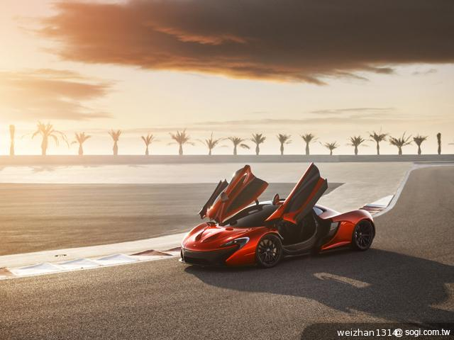 McLaren-P1™-麥拉倫-旗艦車型