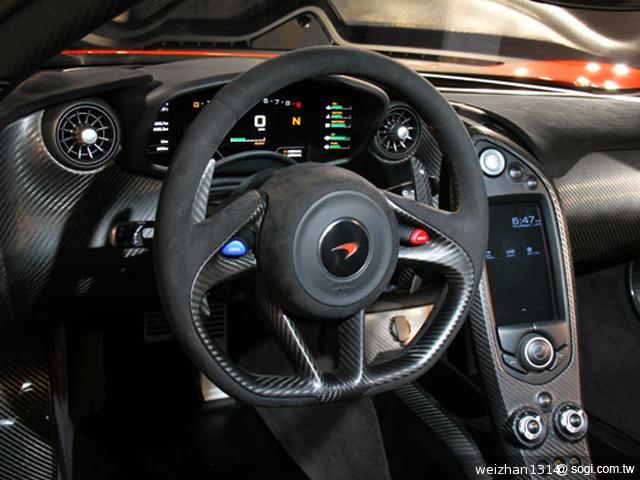 McLaren-P1™-麥拉倫-DRS-IPAS