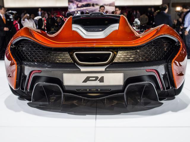 McLaren-P1™-排氣尾管-分流器