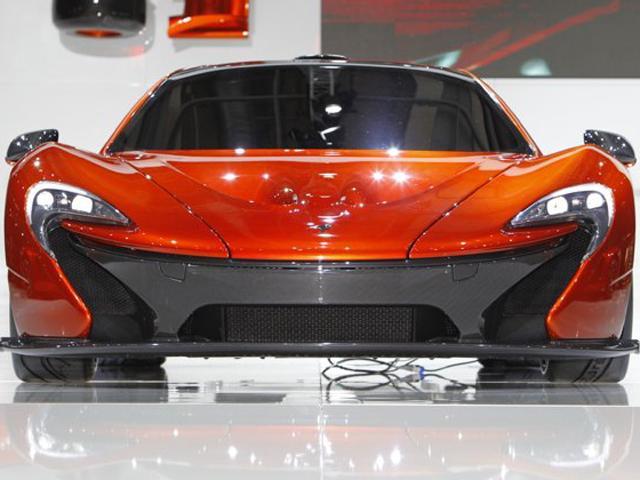 McLaren-P1™-麥拉倫-旗艦-超跑