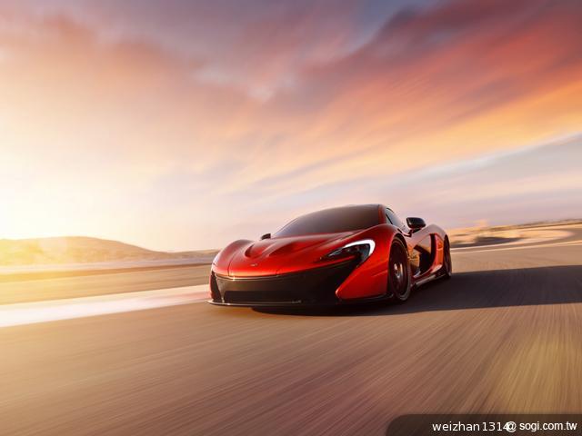 McLaren-P1™-麥拉倫-永三汽車
