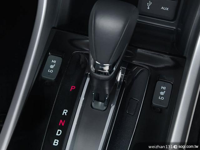 Honda-Accord-Plug-in-Hybrid-變速箱