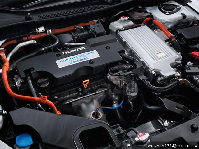 Honda-Accord-Plug-in-Hybrid-引擎