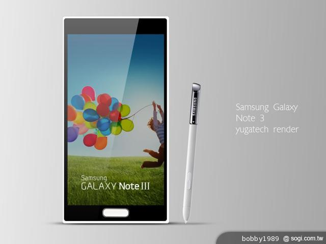 SAMSUNG-GALAXY-Note3-SM-N900-概念圖