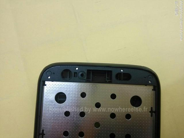 MOTOROLA-X-Phone-正面內部諜照