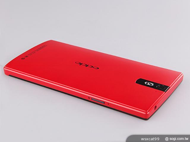 OPPO-Find-5-紅色-限量版-官圖