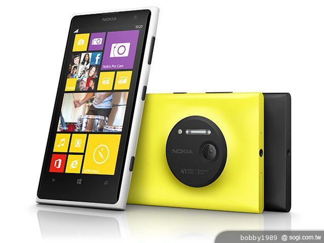 諾基亞-Lumia-1020-EOS-909-官圖