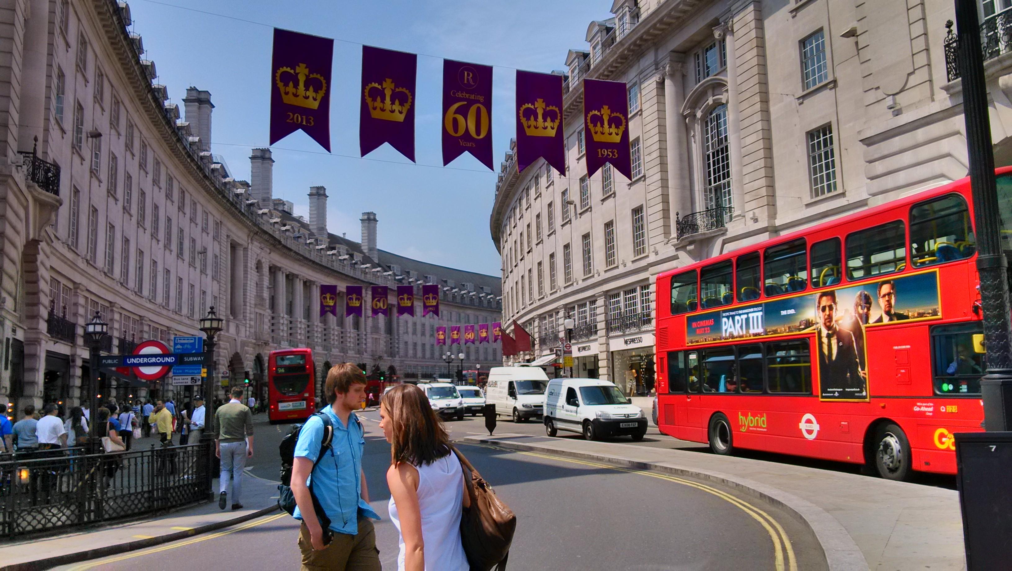 小米手机mi2 英国伦敦街景随意拍