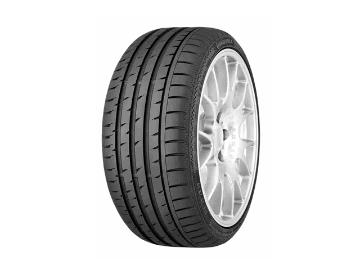 馬牌 ContiSportContact 3(245/45R17 FR ML)-限定款