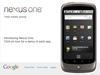 Google Nexus One 購買方式大解析