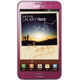 SAMSUNG GALAXY Note 16GB 粉色