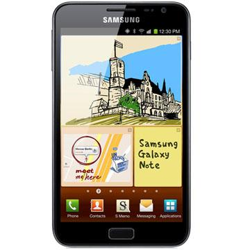 SAMSUNG GALAXY Note 16GB