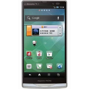 Sharp AQUOS PHONE ZETA SH-09D