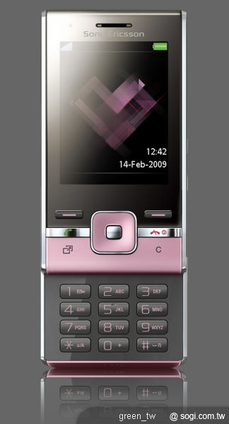Sony Ericsson T715讓消費者可以擁有完整通訊功能,同時兼顧美觀外型。