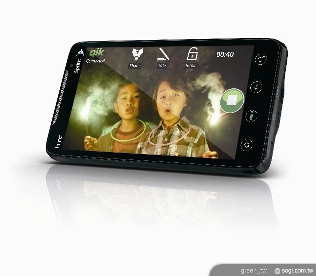 Sprint與HTC攜手打造的HTC EVO 4G使得Android走入了4G的時代。Android平台開發的宗旨,就是為人們帶來最佳的行動網路連結。