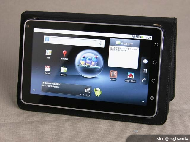 優派ViewPad 7平板