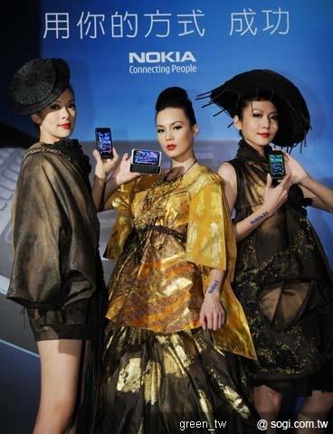 全方位的Nokia E7是你追尋夢想時的最佳夥伴