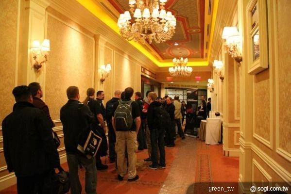 MSI 微星科技在 CES 2011 展前 1/4 日記者會