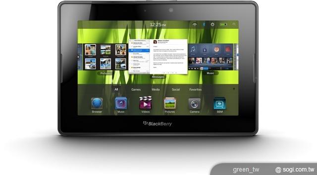平板電腦開發環境 BlackBerry WebWorks SDK 介紹