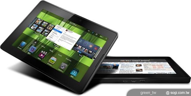 延長免費贏得 BlackBerry PlayBook 之推廣計劃