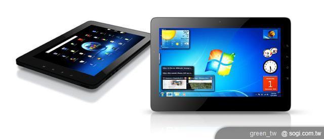ViewSonic ViewPad 10Pro Intel Oak Trail 處理器 3G 平板
